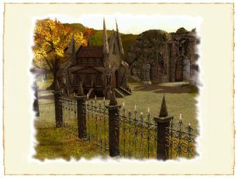 Abbaye d'Ashford
