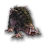 Bauge fongique miniature