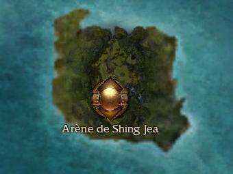 Carte de la quête: La confrontation finale