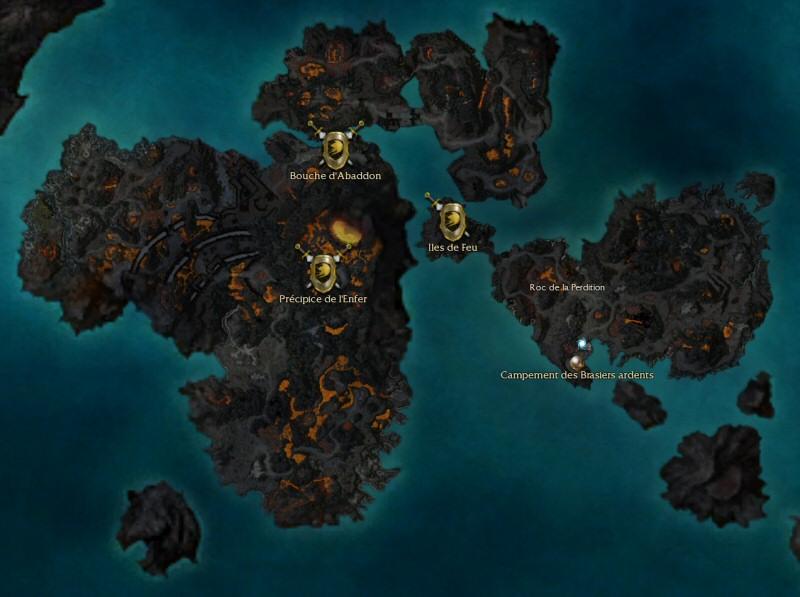 L'Archipel des Iles de Feu
