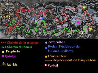 Carte générale - Mines de Fer de Moladune (Mission en mode coopératif)