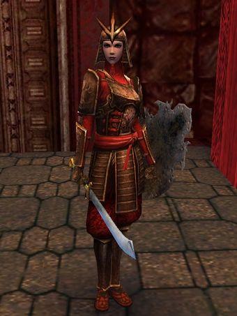 Zan Lei [Officier d'intendance de la Garde impériale]