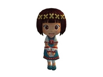 Figurine de Gwen