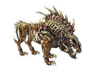 Squelettonique éternel