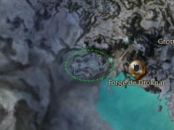 Carte générale - Forge de Droknar