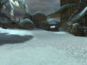 Grottes des Larmes gelées