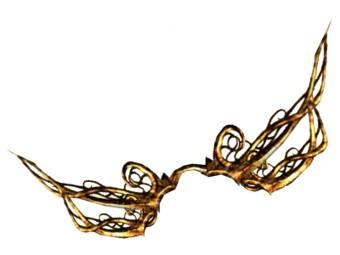 Arc plat de ronces