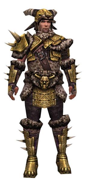 Fichier:Armure en fourrure de Charr d'élite pour guerrier (Homme).jpg