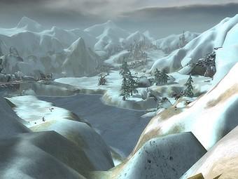 Grottes des Larmes gelées (Mission en mode coopératif)