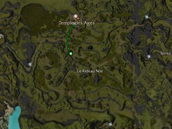 Carte de la quête: Avis de recherche: Greves le dominateur