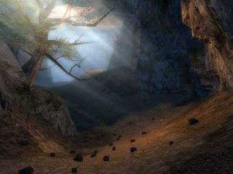 Cavernes de la Pierre de Sang