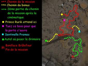 Carte générale - Académie Nolani (Mission en mode coopératif)