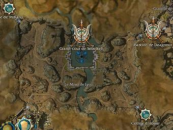 Carte générale - Le Miroir de Lyss