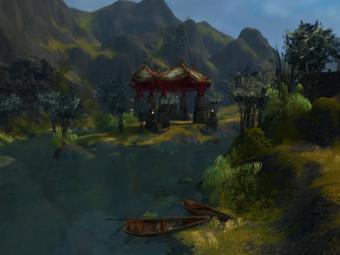 Mont Qinkai
