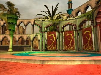 Amphithéâtre de Bokka