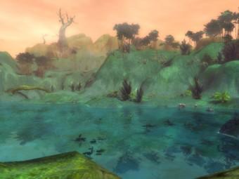 Lagon de Mamnoun