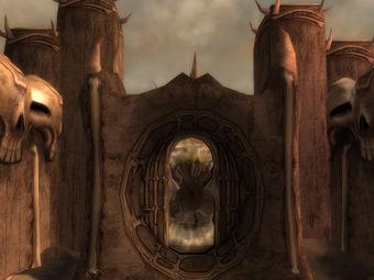 Palais des Morts