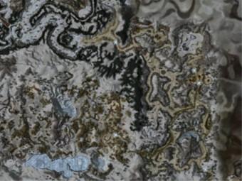 Carte détaillée - Val du pèlerin