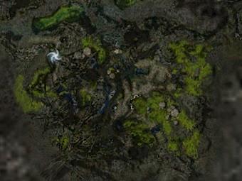 Carte générale - Bassin d'Amatz (Mission de défi)