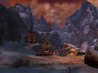 Campement de Gunnar