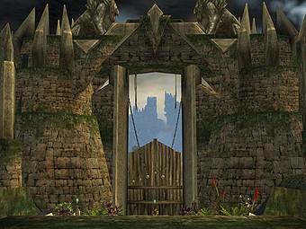 Donjon de l'Arche du Lion