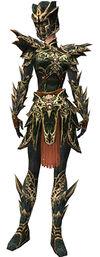 Armure de Luxon d'élite pour guerrier (Femme).jpg
