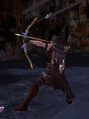 Archer d'élite Am Fah