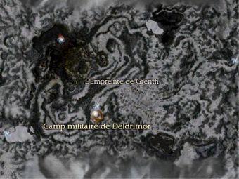 Carte générale - L'Empreinte de Grenth