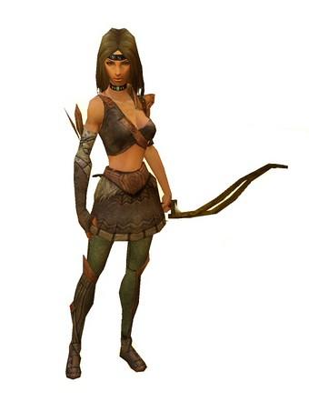 Archer mercenaire