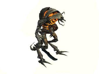 Destructeur de la chair miniature