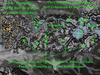 Carte Boss - Mines de Fer de Moladune (Mission en mode coopératif)